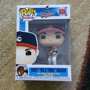 "Mint Ricky ""Wild Thing"" Vaughn"